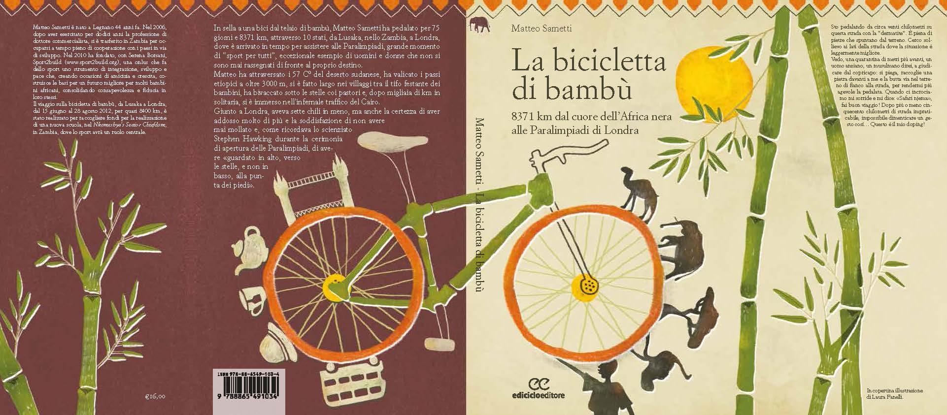 Copertina La bicicletta di bambù
